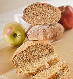 Pan de manzanas Marlene