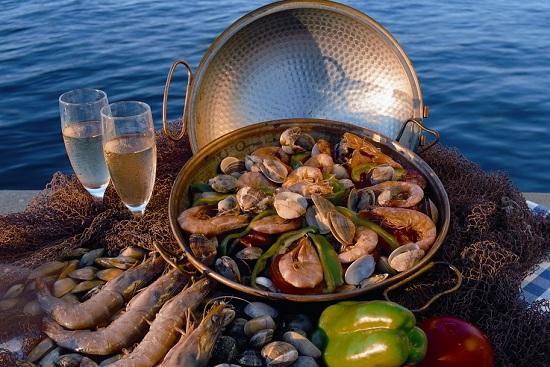Algarve, una cocina hecha con mimo