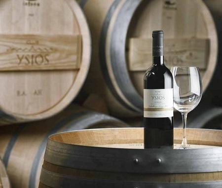 Ysios, vino y vanguardia