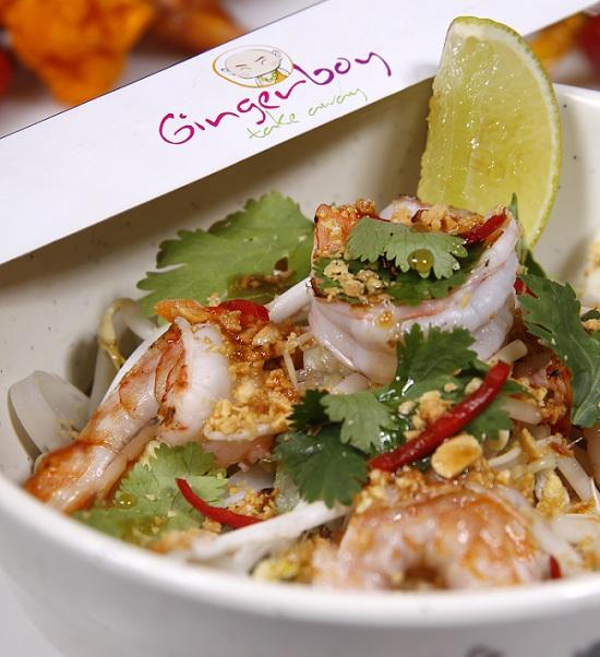 Gingerboy, fusión tailandesa a domicilio y para llevar