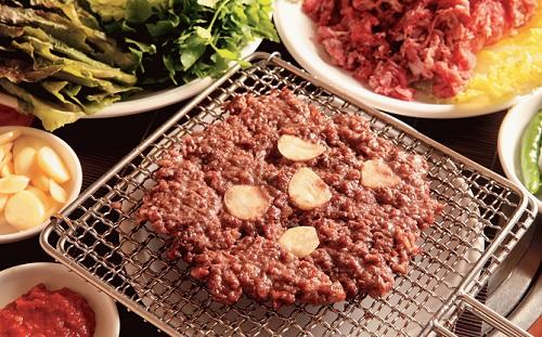 Bulgogi (carne a la brasa)