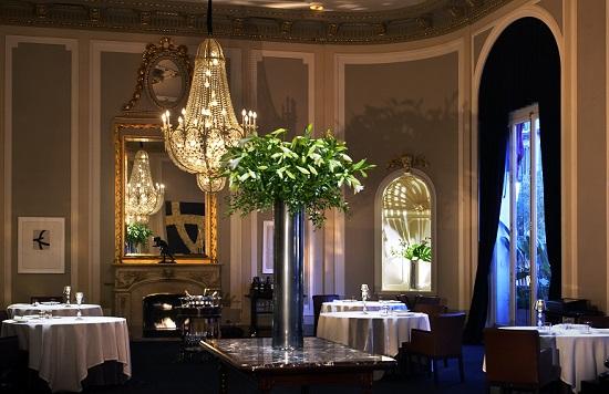Restaurante Caelis © Hotel Palace Barcelona
