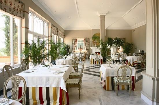 Restaurante Tierra © Valdepalacios Hotel Gourmand
