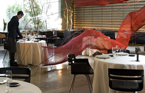 Restaurante Roca Moo © Hotel Omm