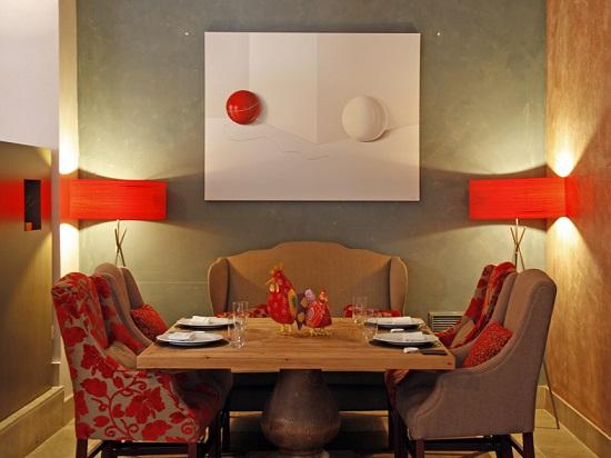 Restaurante Zaranda © Hilton Sa Torre