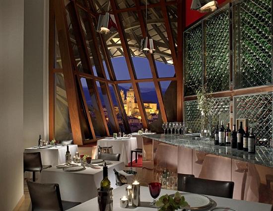 Restaurante Marqués de Riscal © Hotel Marqués de Riscal