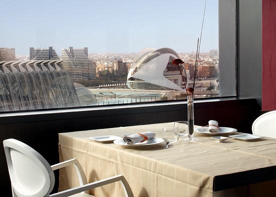 Restaurante Vertical © Confortel Aqua 4