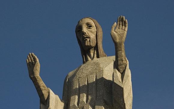 Cristo del Otero. Palencia