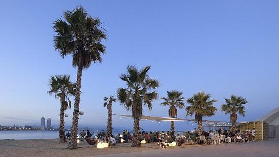 SALT, gastronomía junto a la playa