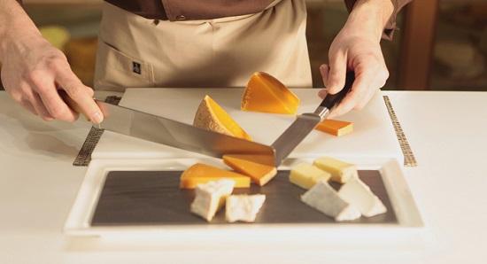 Servicio de quesos en Poncelet