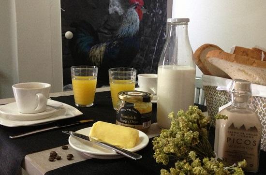 'Desayunos de pueblo' en el Valle de Liébana