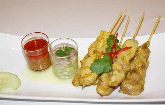 Smile Thai, auténtica 'Royal Thai Cuisine'