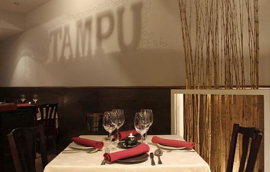 TAMPU, cocina peruana