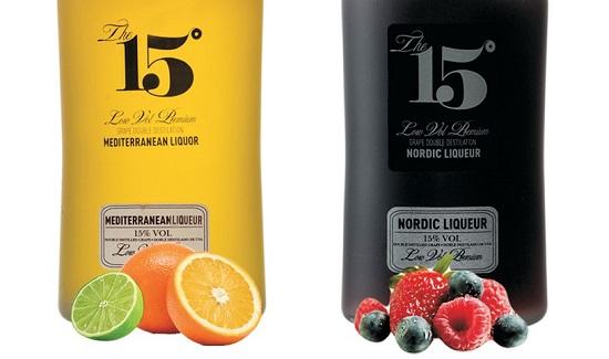 The 15º, destilados de uva
