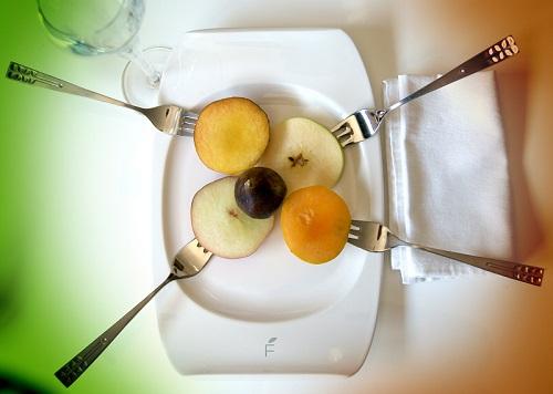 En agosto, a comer fruta a Huesca