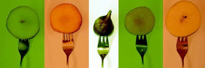 Fruta dulce de Fraga