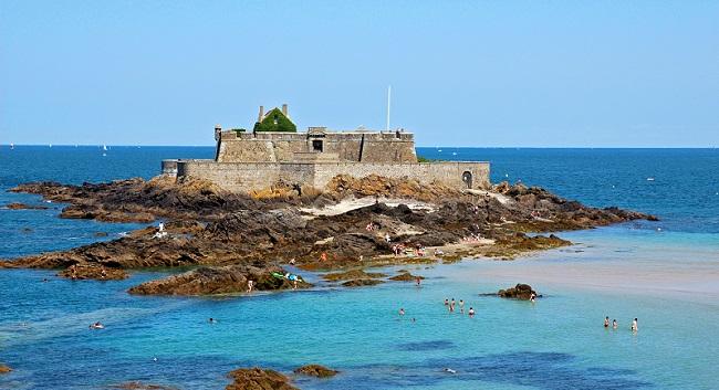A lo robinsón en las islas bretonas