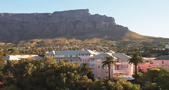 Ciudad del Cabo entre bastidores
