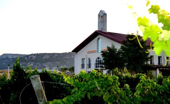 10 hoteles para disfrutar del vino
