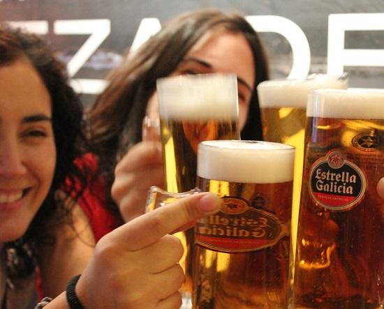Outubrofest, la fiesta de la cerveza gallega