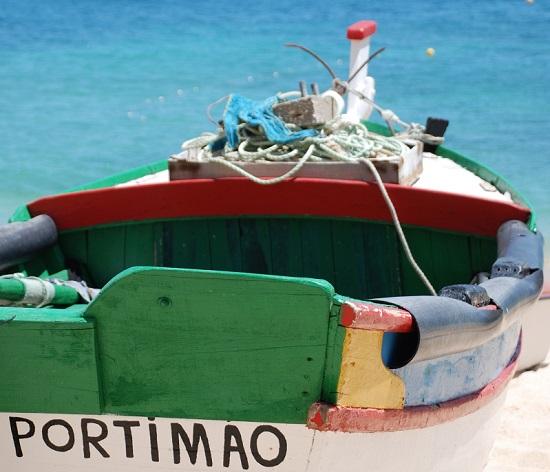 Portimão, capital nacional del 'petisco'