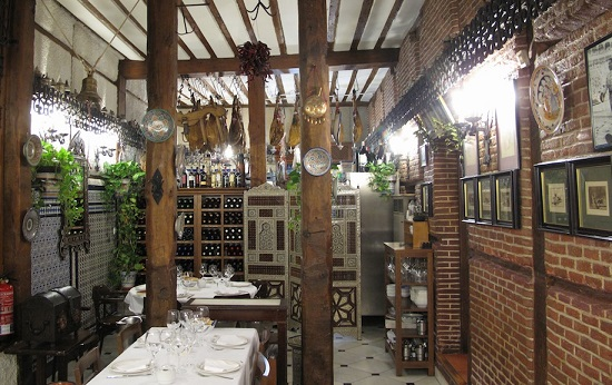 Andalucía a bocados en Bocaíto