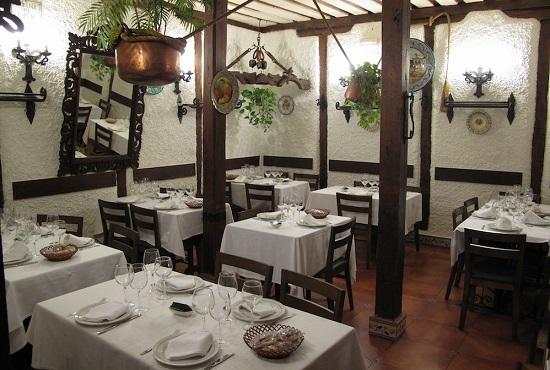 Restaurante Bocaíto. Cocina andaluza en Madrid