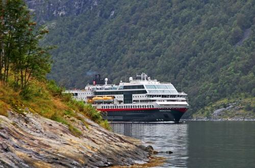 Sabores noruegos a bordo de Hurtigruten