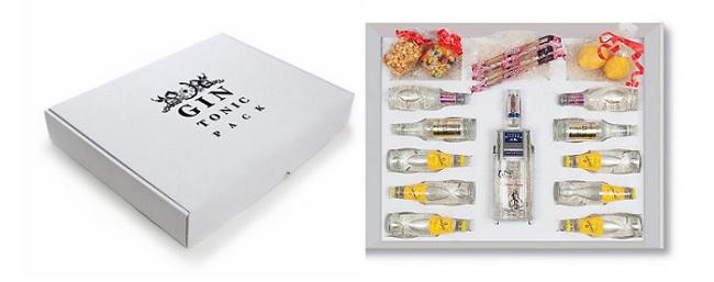 Caja de Gin Tonic Pack