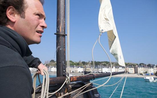 Experiencia bretona a bordo de un velero