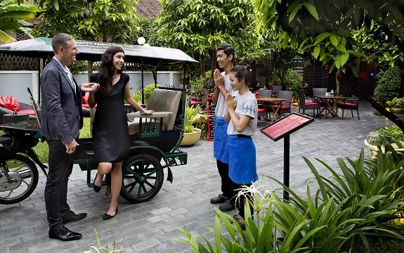 Tour gastronómico en tuk-tuk