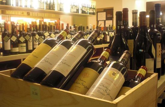 Con vino aciertas seguro
