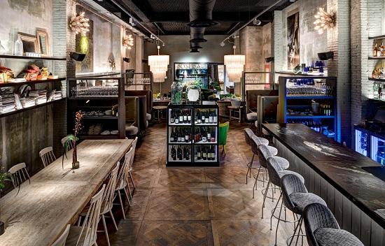 Jaime Beriestain café y concept store