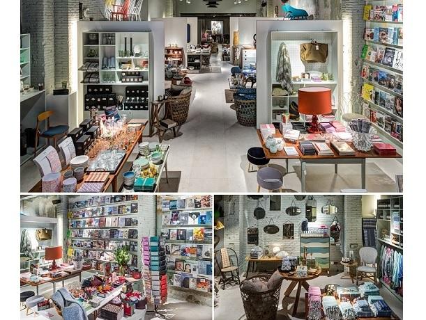 Concept Store y Café Jaime Beriestain