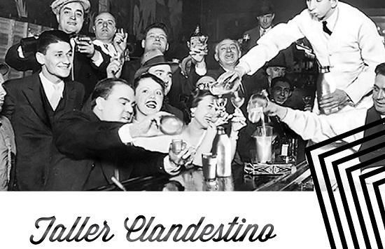 Gin tonics 'clandestinos'