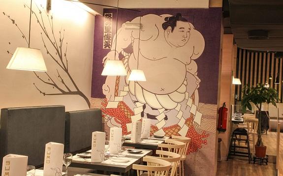 SUMO, cocina japo rica a buen precio