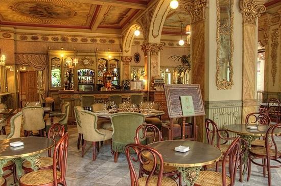 Restaurante Café Royalty