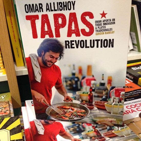 'TAPAS REVOLUTION' de Omar Allibhoy