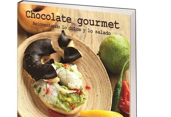 'Chocolate Gourmet', el libro de recetas con chocolate de Chök