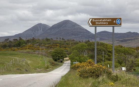 Mayo, mes del whisky en Escocia
