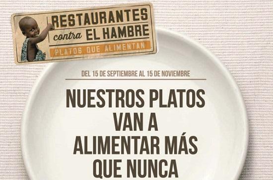 Se buscan restaurantes que quieran cocinar contra el hambre