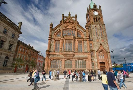 Festival del Marisco de Derry-Londonderry