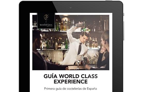World Class Experience, la primera guía de coctelerías de España