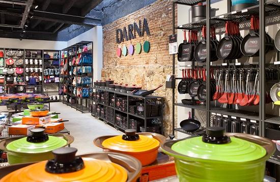 Darna Concept Store, todo en menaje para tu cocina