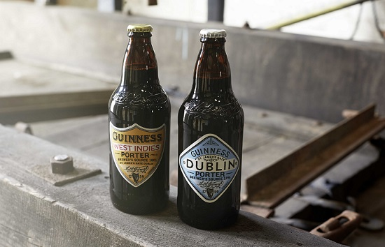 'Guinness Brewers Project'. Ediciones limitadas.