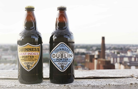 'Guinness Brewers Project'. Ediciones limitadas.