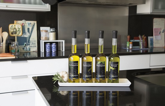 Aceites de oliva, un regalo gourmet para Navidad