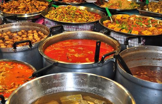 Mercados del mundo. BANGKOK