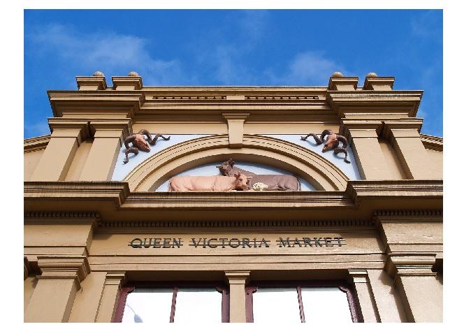 Queen Victoria Market, Australia