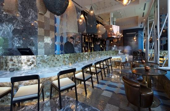 Raw Bar y La Lonja, nuevo espacio gourmet en la Plaza de Oriente